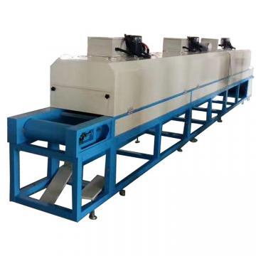 Industrial Microwave Drying Sterilization Equipment Conveyor Belt Microwave Dryer