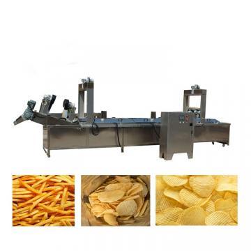 New Small Scale Fresh Potato Chips Production Machine