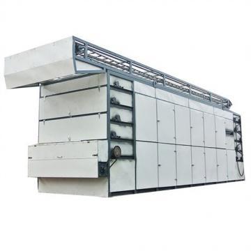 Continuous Dryer for Staple Fiber Production Line
