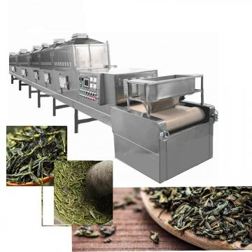 Herbs and Spices Microwave Dryer Herbal Drying Sterilization Equipment