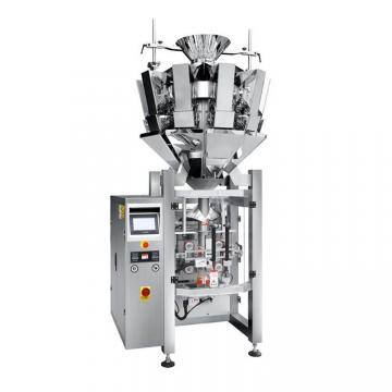 Rice/Peanut/Coffee Beans/Potato Chips/Candy/Snacks/Food Automatic Packing Packaging Machine