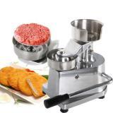 Automatic Electric Burger Patty Hamburger Press Mold Machine