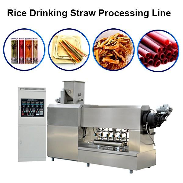 Automatic Drinking Straw Extruder #1 image