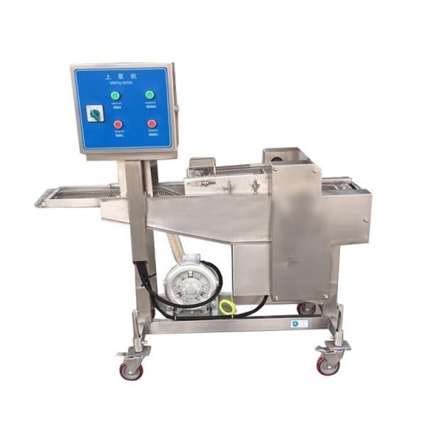 Automatic Hamburger Patty Press Making Machine (WSHB) #1 image