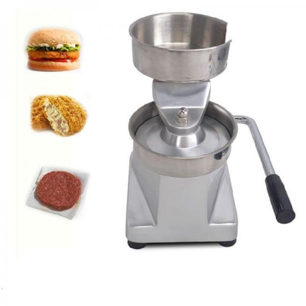 Hot Sales Hamburger Patty Maker Press Meat Pie Making Machine #1 image