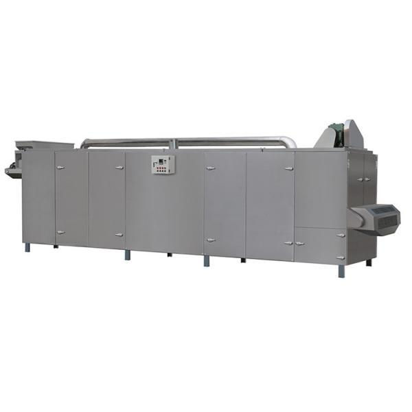 Automatic Stainless Hamburger Patty Press Forming Mould Machine #1 image