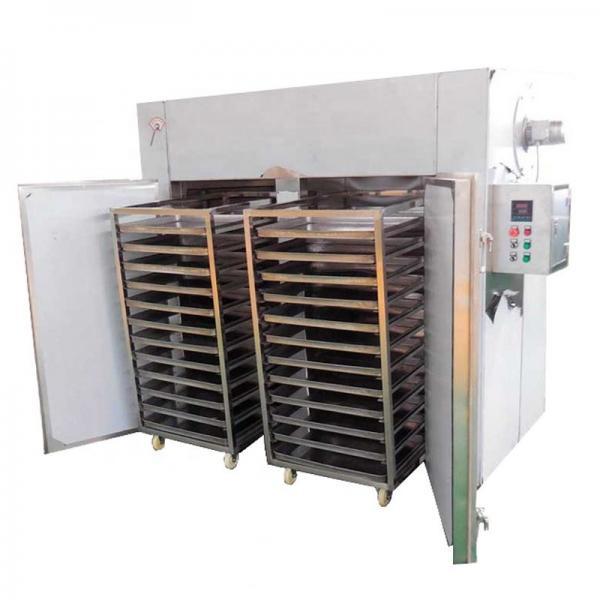 Hemp Continuous Herbs Belt Dryer Drying Machine #2 image