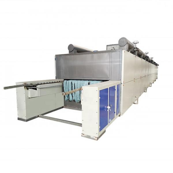 Hemp Continuous Herbs Belt Dryer Drying Machine #1 image