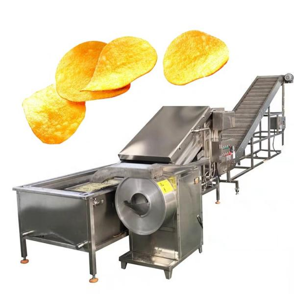 Peanut/Coffee Beans/Rice/Tea/Candy/Potato Chips/Snacks/Food Automatic Vffs Vertical Packing Packaging Machine #2 image