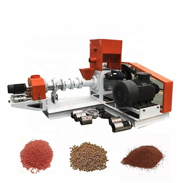 Cameroon Floating Fish Feed Pellet Machine Farm Food Processing Production Line #3 image