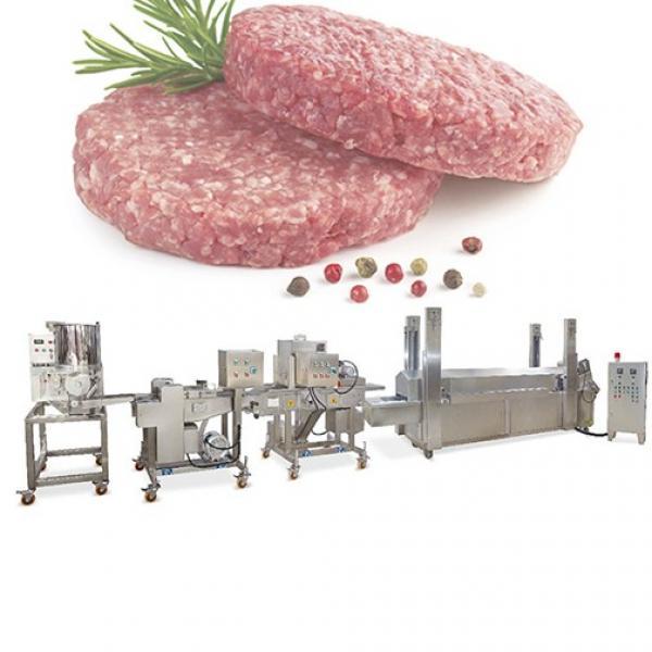 Automatic Meat Presser Burger Patty Former Hamburger Patty Forming Machine #1 image