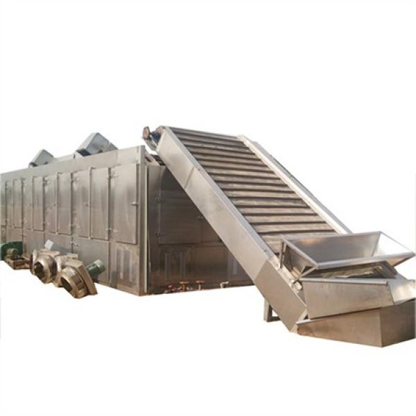 Electricity Continuous Operation Process Tunnel Dryer Screen Printing #1 image