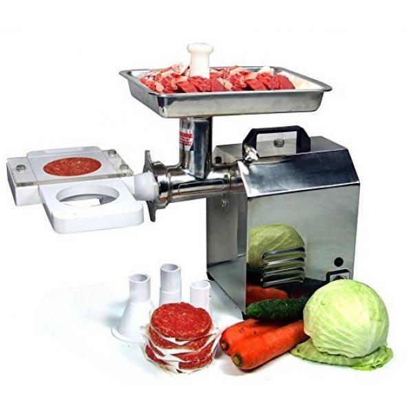 Automatic Hamburger Patty Press Making Machine with Ce #1 image