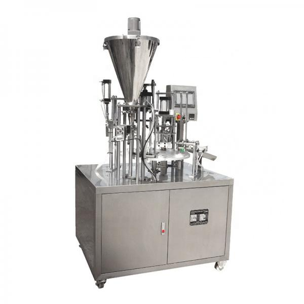 Vertical Automatic Granule Packing Machine/Packaging Machinery for Chips/Candy/Peanuts/Puffed Food/Dried Fruit Weighing with Multi Heads #1 image