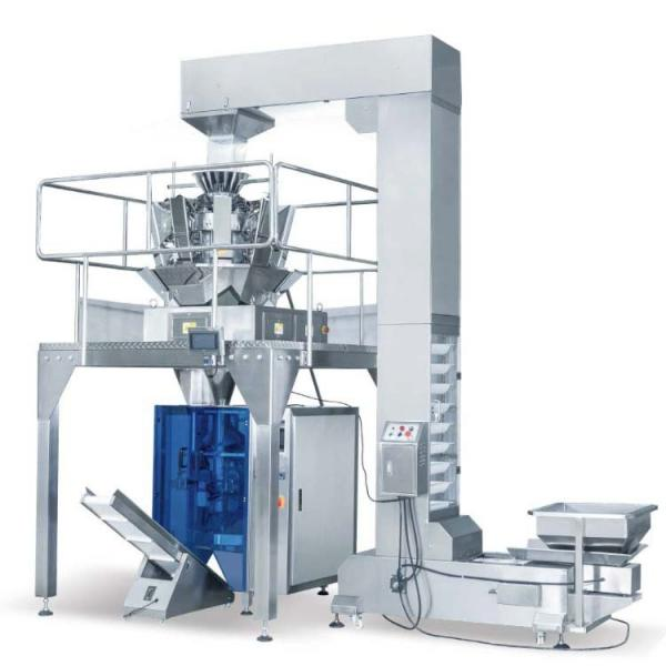 Bread/Bicsuit/Cookie/Crackers/Dry Bread/Potato Chips Packing Machine Without Tray #1 image